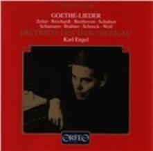 Lieder Nach Texten Von go - CD Audio di Dietrich Fischer-Dieskau