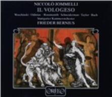Il Vologeso - CD Audio di Niccolò Jommelli