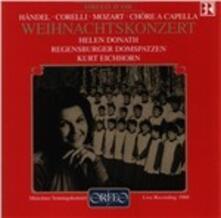 Weihnachts Konzert - CD Audio di Georg Friedrich Händel