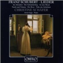 Lieder - CD Audio di Franz Schubert