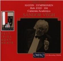 Symphonie Es - Dur - CD Audio di Franz Joseph Haydn