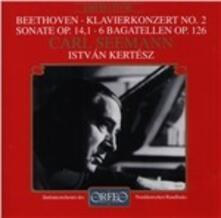 Concerto per Pianoforte - CD Audio di Ludwig van Beethoven