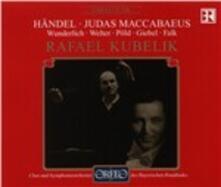Judas Maccabaeus - CD Audio di Georg Friedrich Händel