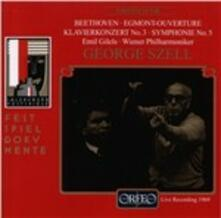 Ouverture Egmont - CD Audio di Ludwig van Beethoven