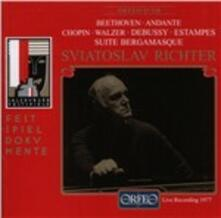 Andante Favorites - CD Audio di Ludwig van Beethoven