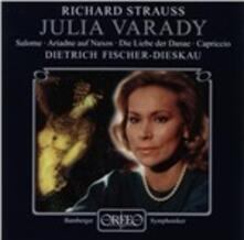 Julia Varady Sings Straus - CD Audio di Richard Strauss
