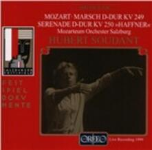 Marsch D - Dur Kv249 - CD Audio di Wolfgang Amadeus Mozart