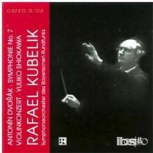 Sinfonia n.7 - Violinkonze - CD Audio di Antonin Dvorak