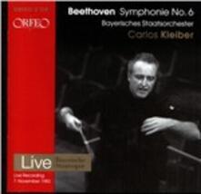 Sinfonia N.6 - CD Audio di Ludwig van Beethoven
