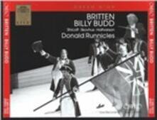 Billy Budd - CD Audio di Benjamin Britten