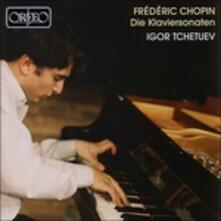 Die Klaviersonaten - CD Audio di Fryderyk Franciszek Chopin