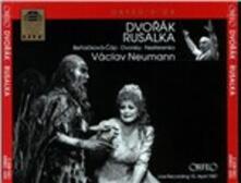 Rusalka - CD Audio di Antonin Dvorak