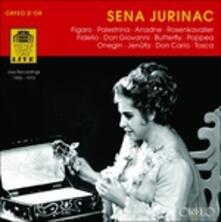 Figaro - Palestrina - Ariadne - CD Audio di Sena Jurinac