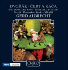 Devil and Kate - CD Audio di Antonin Dvorak