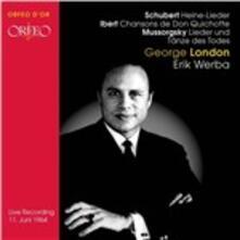 George London 11 June 196 - CD Audio di George London