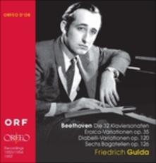 32 Sonate - 15 Eroica - CD Audio di Ludwig van Beethoven