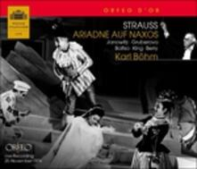 Ariadne Auf Naxos - CD Audio di Richard Strauss