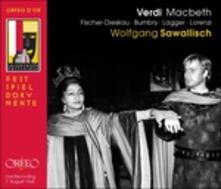 Macbeth - CD Audio di Giuseppe Verdi