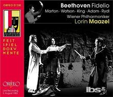 Fidelio - CD Audio di Ludwig van Beethoven,Lorin Maazel,Wiener Philharmoniker