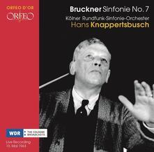 Anton Bruckner Sinfonie No. 7 - CD Audio