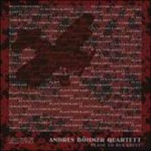 Plane to Bukarest - CD Audio di Andreas Böhmer