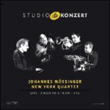 Studio Konzert - Vinile LP di New York Quartet,Johannes Mössinger