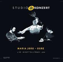 Studio Konzert - Vinile LP di Maria João,Ogre