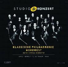 Studio Konzert - Vinile LP di Klassische Philharmonie NordWest