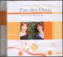 Pas des deux - CD Audio di Duo Arparimba