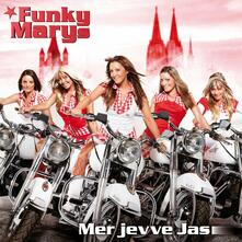 Mer Jevve Jas - CD Audio di Funky Marys