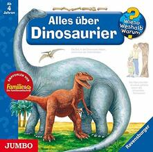 Alles Uber Dinosaurier - CD Audio