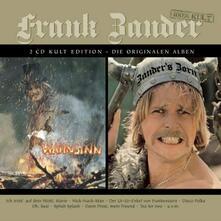 Wahnsinn-Zander's Zorn - CD Audio di Frank Zander