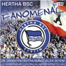 Hertha Bsc Fanomenal - CD Audio