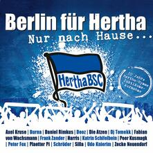 Berlin fur Hertha-Nur - CD Audio Singolo