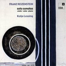 Solo Sonate - CD Audio di Kolja Lessing