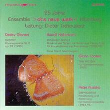 Ensemble das Neue Werk - CD Audio