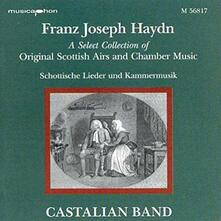 Selection of English Song - CD Audio di Franz Joseph Haydn