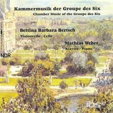 Kammermusik der Groupe de - CD Audio