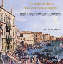 In Stile Italiano - CD Audio