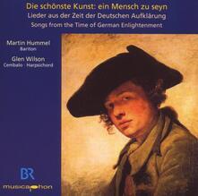 Die Schoenst Kunst. Ein M - CD Audio