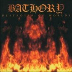 Destroyer of Worlds - Vinile LP di Bathory