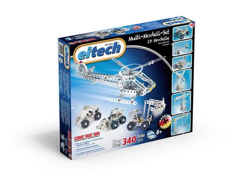 Multi-Model-Set. Eitech 00300 set per costruzioni in metallo