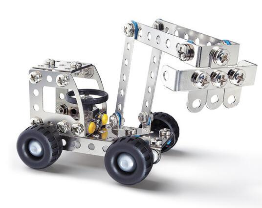 Multi-Model-Set. Eitech 00300 set per costruzioni in metallo - 10