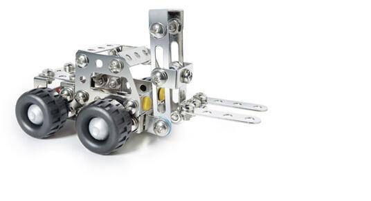 Multi-Model-Set. Eitech 00300 set per costruzioni in metallo - 2