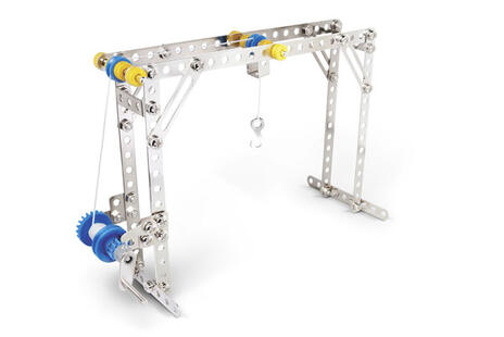 Multi-Model-Set. Eitech 00300 set per costruzioni in metallo - 3