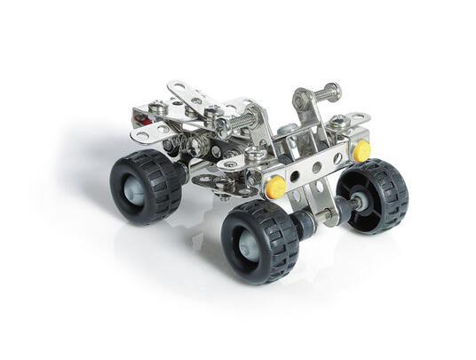 Multi-Model-Set. Eitech 00300 set per costruzioni in metallo - 5