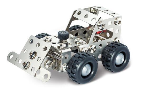 Multi-Model-Set. Eitech 00300 set per costruzioni in metallo - 6