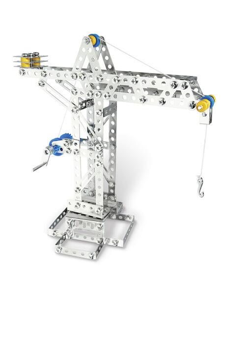 Multi-Model-Set. Eitech 00300 set per costruzioni in metallo - 7