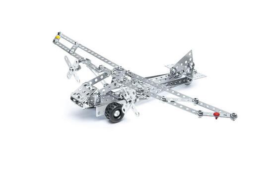 Multi-Model-Set. Eitech 00300 set per costruzioni in metallo - 8