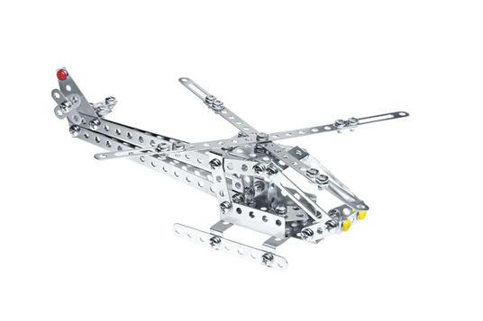 Multi-Model-Set. Eitech 00300 set per costruzioni in metallo - 9